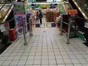 超市单向入口摆闸价格