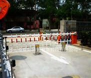 生产自动升降柱,马路交通警示柱,南京液压升降桩
