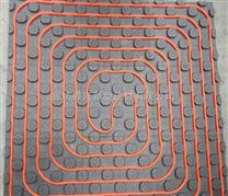质优价廉干式水地暖模块,木地板免回填模块,地暖管道模块批发