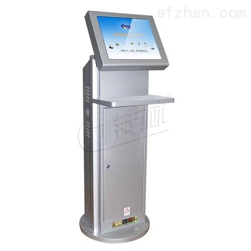 門衛識別登記機|訪客智能識別掃描儀