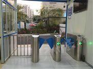 广州建筑工地门禁考勤管理系统外接显示屏的应用解决方案--广州安拾科技