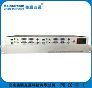 4路雙向VGA光端機