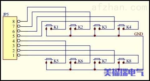 电机降压启动频变频转换电路图