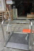 0.8*0.8m医院轮椅秤价格