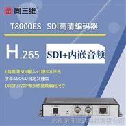 同三维T8000ES SDI高清H.265音视频编码器