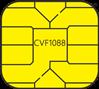 华视微CVF1088高性能双界面安全芯片