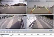 AHD硬盘车载录像机|4G车载视频监控