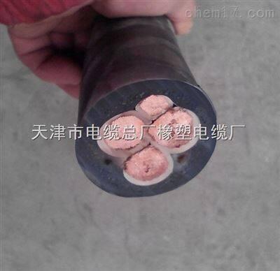 河北YZW中型橡套软电缆 YZW-4*2.5橡胶软电缆