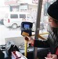 公交打卡机 公交车打卡机 城市公交打卡机