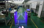 三輥閘ESD防靜電檢測儀實驗室ESD靜電測試橋式三輥閘翼閘擺閘門