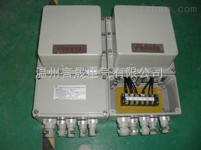 BBK220v转24v防爆变压器箱