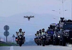 时间就是价值 警用无人机高出警效率值得肯定