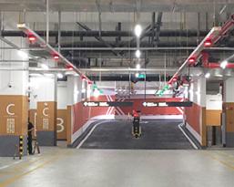 武汉壹方购物中心引入科拓全视频智慧停车场方案