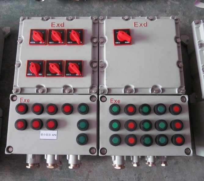 威创推出BXM(D)51防爆照明(动力)配电箱【防爆合格证书】