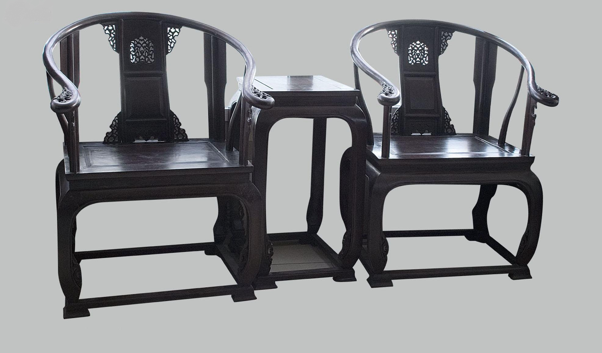 圈椅-嘉和红木家具有限公司