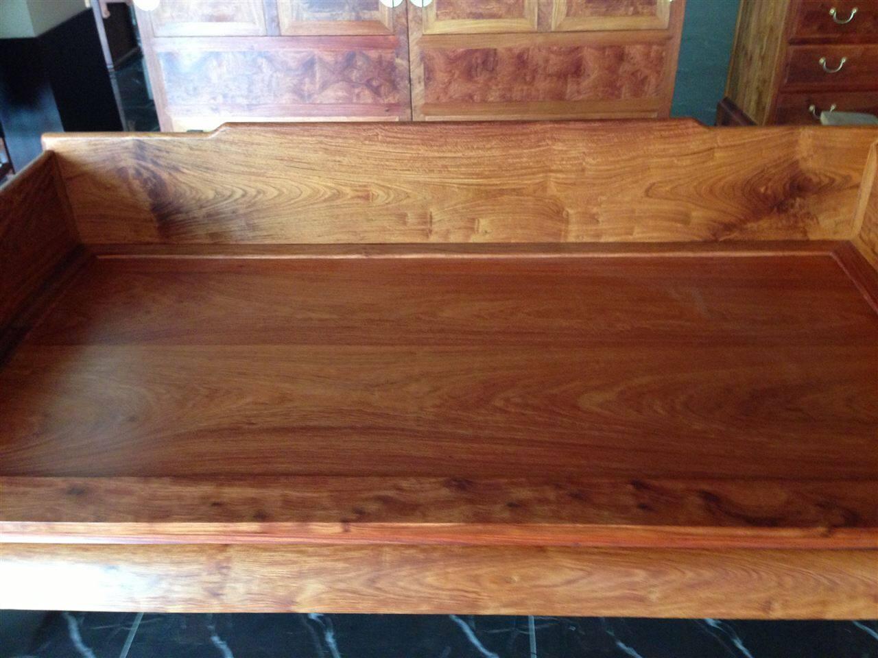 罗汉床-嘉和红木家具