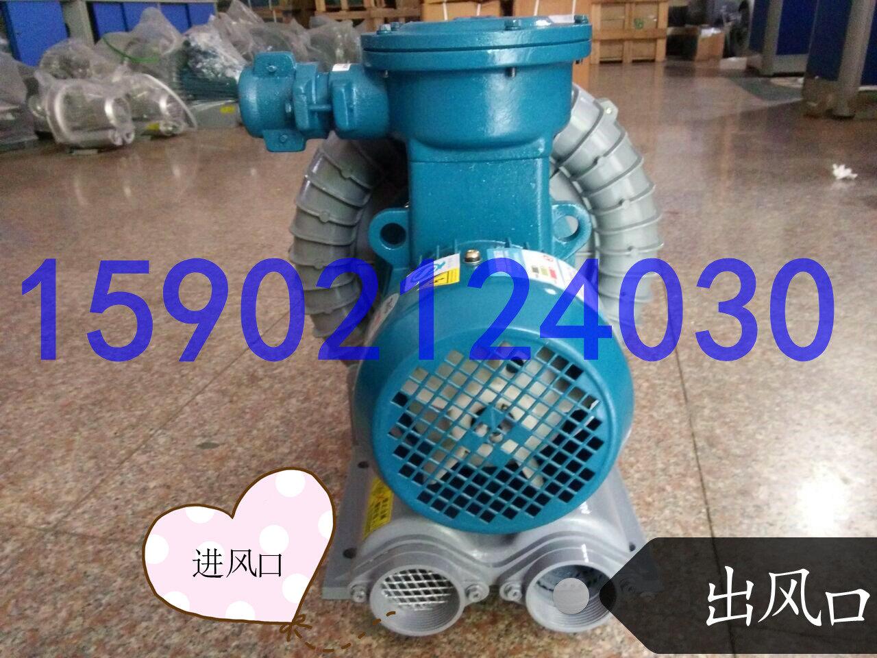 上海防爆鼓风机,高压防爆风机生产厂家