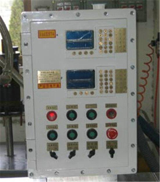 1kw电机现场防爆控制箱柜可正反转控制_电机防爆箱
