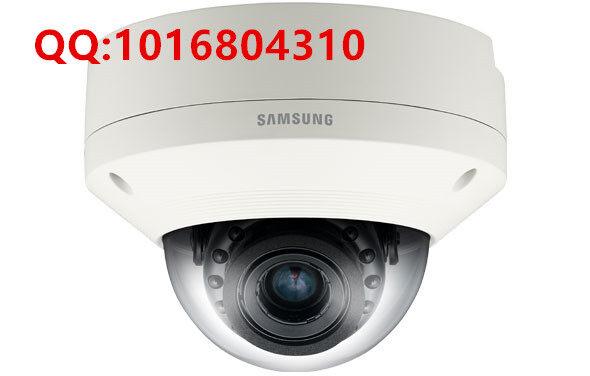 """三星130万像素红外网络半球摄像机 SNV-5084RP主要产品特点: 1,280x1,024@60fps 130dB全实时宽动态 0.05 Lux彩色低照度 内置2.8x电动变焦镜头,支持简易聚焦 智能视频分析,双向音频 数字图像稳定,透雾 支持micro SD/SDHC/SDXC存储 30米红外夜视 IP66, IK10 三星网络半球摄像机怎么样 三星130万像素红外网络半球摄像机 SNV-5084RP详细技术参数: 规格型号 SNV-5084RP 视频 成像器 1/3"""" PS Exmor 1."""