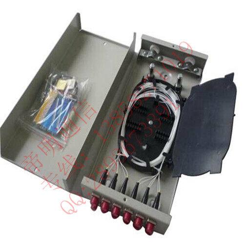 明装接线盒施工现场照片