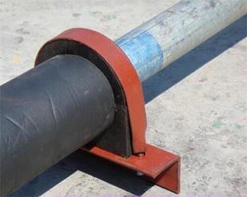 风管及热水管道