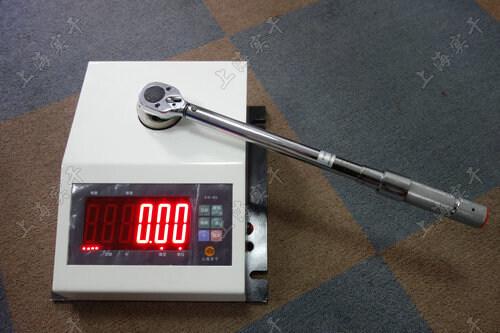 便携式扭力矩扳手测定器