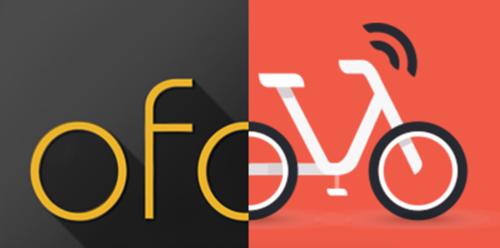 ofo单车logo矢量图