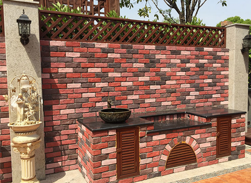 文化石 >济宁文化石厂家 欧美进口工艺制作   别墅外墙用石头装饰