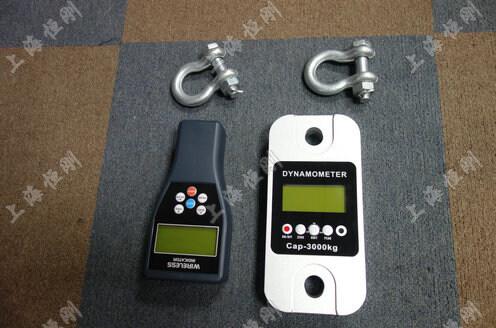 无线便携式测力仪器