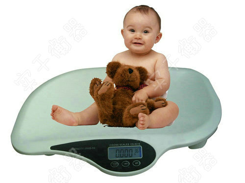 婴幼儿体检称