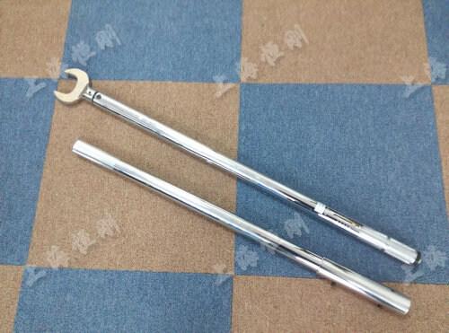 小型螺栓紧固扭矩扳手图片(可配开口头)
